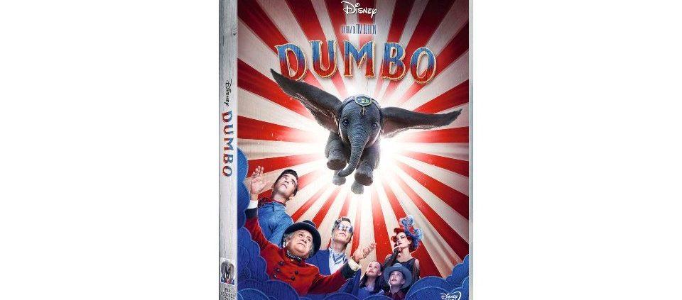 Riscopri la magia di Dumbo e di tutti gli altri film in uscita dal 17 Luglio!