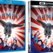 Dal 16 Luglio Dumbo di Tim Burton torna in home video