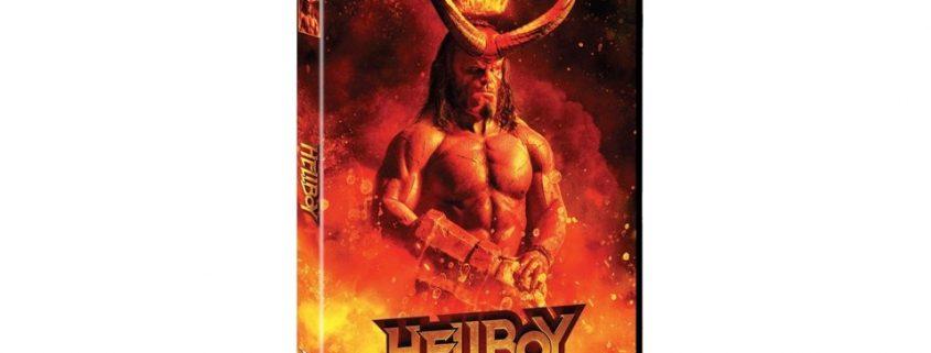 Hellboy torna in DVD e Blu-ray dal 31 Luglio!