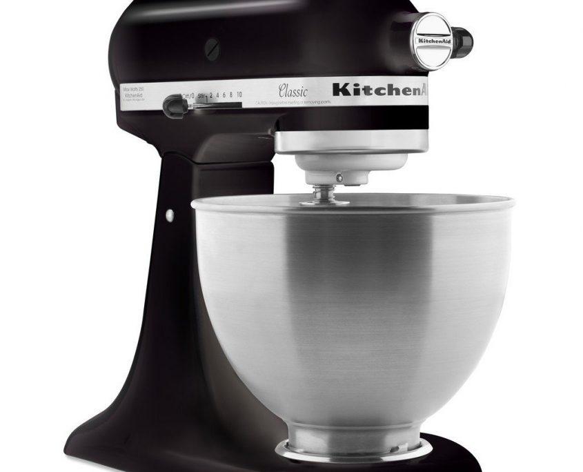 KITCHENAID Classic 5K45SSEOB Robot da Cucina 275W 4.3L Nero