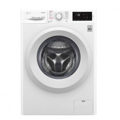 LG F4J5 lavatrice Libera installazione Carica frontale 9 kg 1400 Giri/min A+++