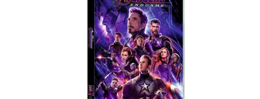 La resa dei conti: Avengers – Endgame torna in DVD e Blu-ray Disc!