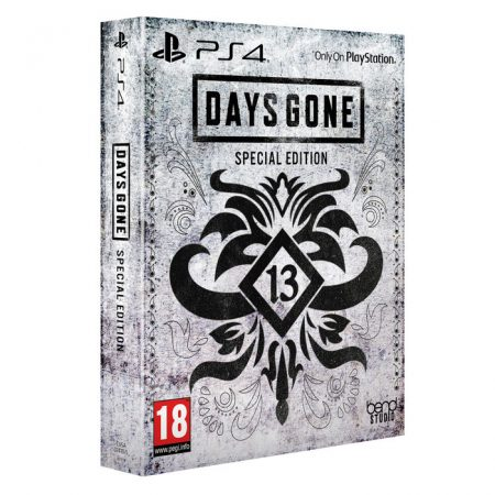 Days Gone Special Edition - PS4