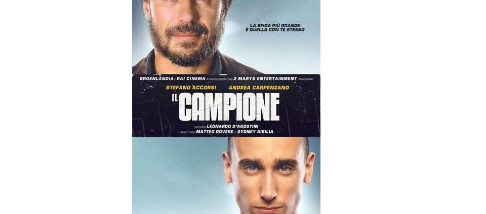 Il Campione torna in home video dal 22 Agosto!