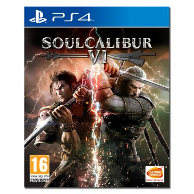 SoulCalibur VI - PS4