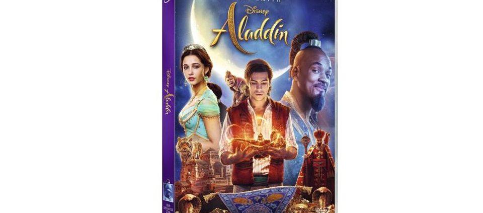 Torna Aladdin: il miglior Live Action Disney arriva in home video!