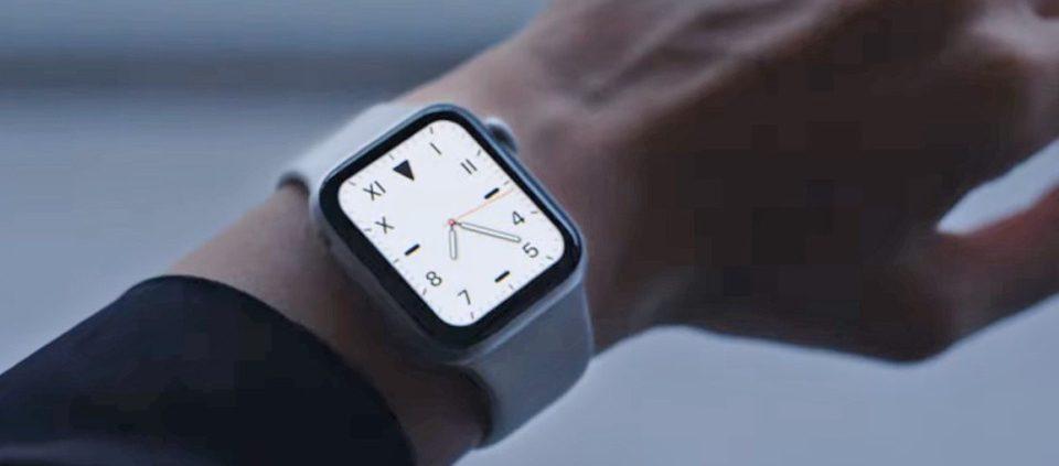 Apple Watch Serie 5: nuovi materiali e prezzo da 459 euro