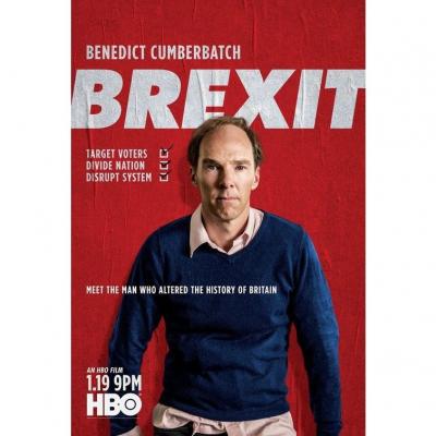 Brexit - The Uncivil War DVD Rental Koch Media 13112019