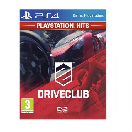 Driveclub PlayStation Hits - PS4