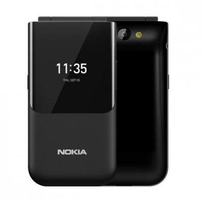 Nokia 2720 Flip Nero