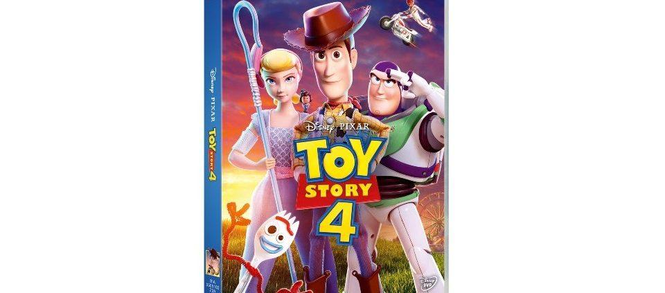 Toy Story 4 e Annabelle 3 tornano in DVD e Blu-ray dal 23 Ottobre!