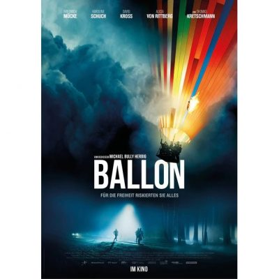 Balloon - Il Vento della Libertà DVD Rental Koch Media 13112019