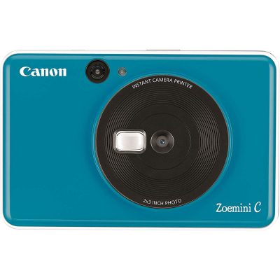 Canon Zoemini C Fotocamera Istantanea, Azzurra