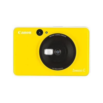 Canon Zoemini C Fotocamera Istantanea, Gialla