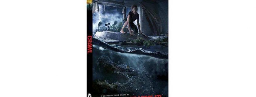 Crawl - Intrappolati dal 27 Novembre in DVD e Blu-ray