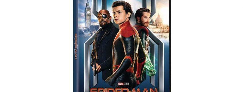 Dal 6 Novembre Spider-Man: Far From Home torna in DVD e Blu-ray!