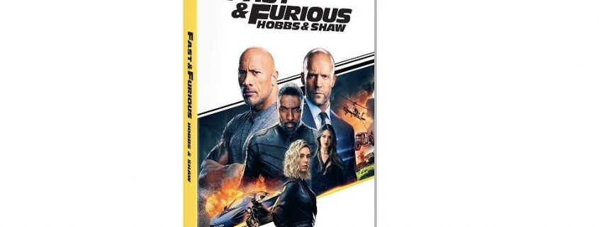 Fast & Furious – Hobbs & Shaw arriva in DVD e Blu-ray dal 3 Dicembre!
