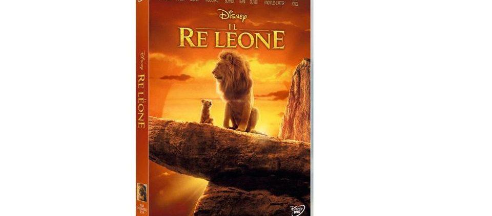 Il Re Leone torna l'11 Dicembre da Elettro Star in DVD e Blu-ray!