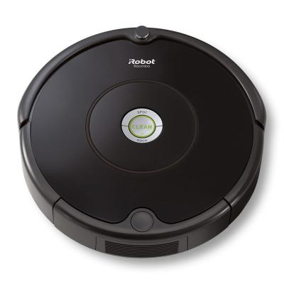iRobot Roomba 606 Aspirapolvere Robot Senza sacchetto Nero
